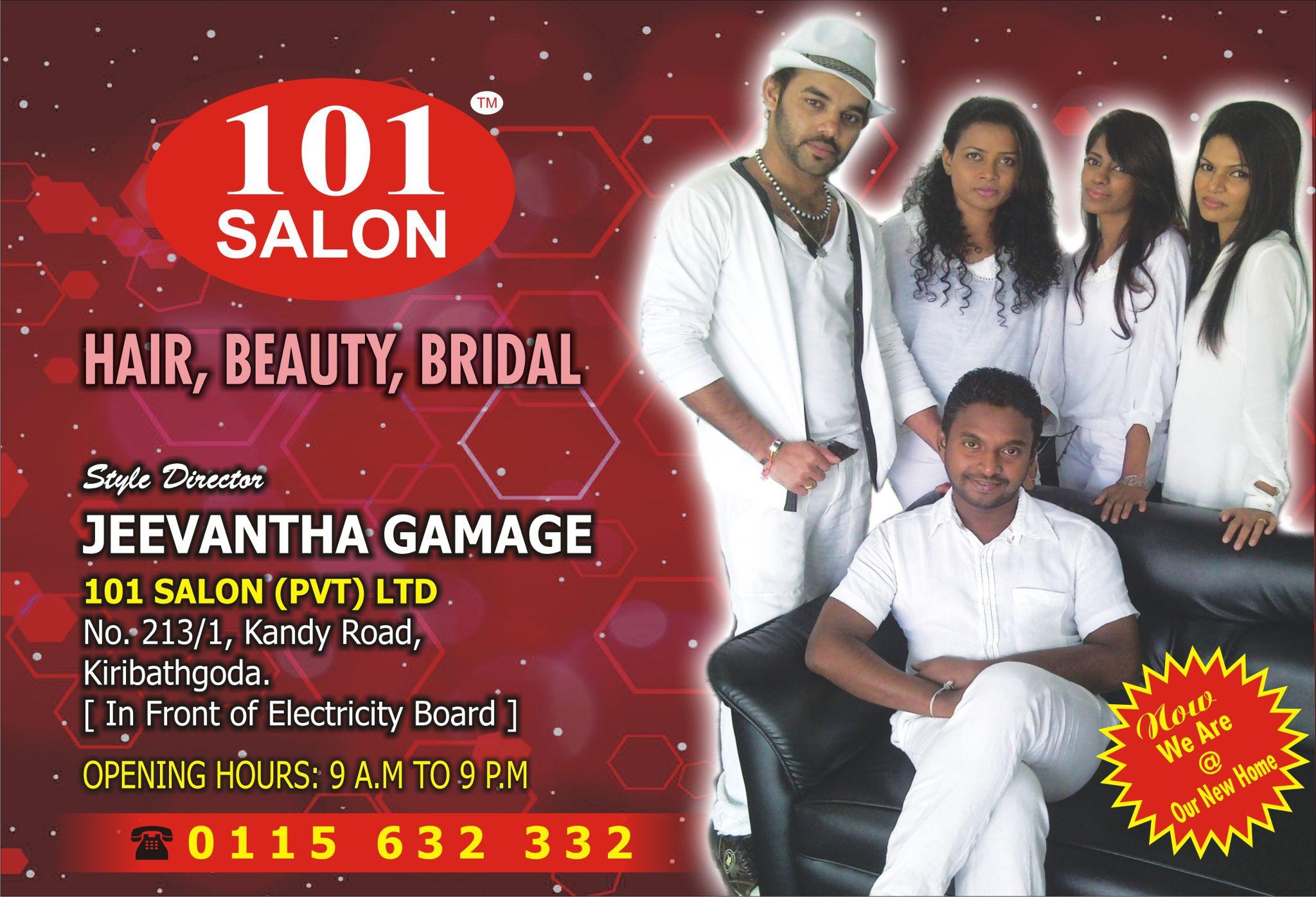101 SALON (PVT) LTD-kiribathgoda salon-beauty salon in ...