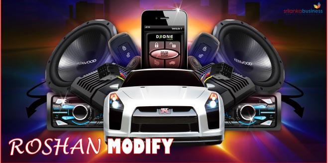 Roshan Modify Car Audio Modification Welisara Three Wheel