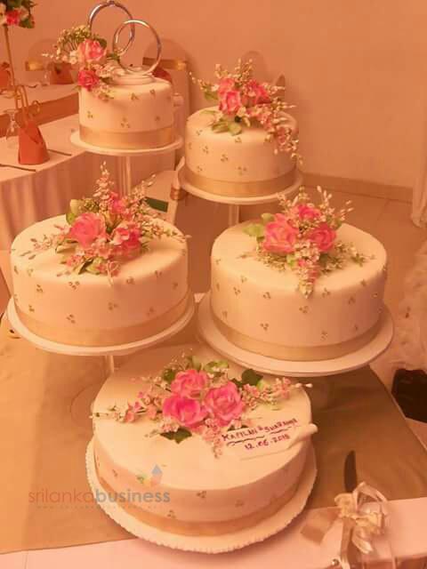 Mallika Joseph Cake Designing Flower Arrangements Bambalapitiya