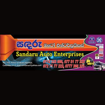 SANDARU AUTO ENTERPRISES-importers-colombo motor spare parts-auto