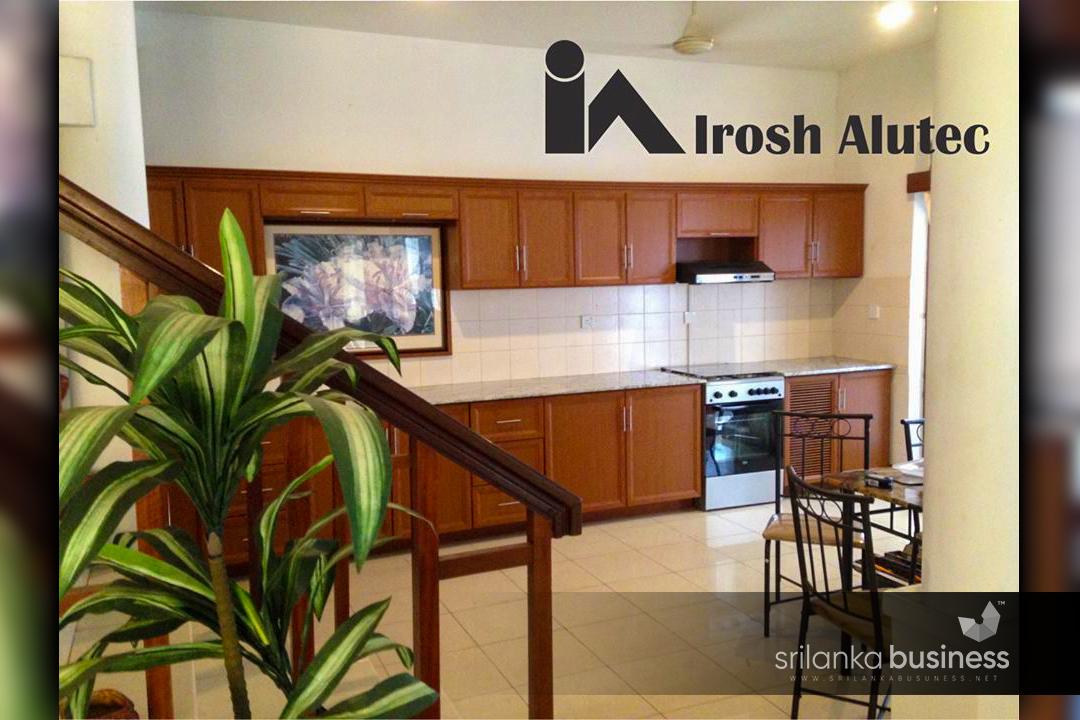 IROSH ALUTECH-irosh alutech in bandaragama-pantry cupboards